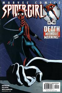 Cover Thumbnail for Spider-Girl (Marvel, 1998 series) #40