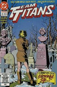 Cover Thumbnail for Team Titans (DC, 1992 series) #6