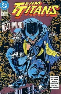 Cover Thumbnail for Team Titans (DC, 1992 series) #8