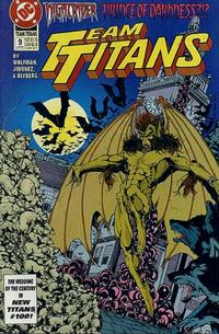 Cover Thumbnail for Team Titans (DC, 1992 series) #9