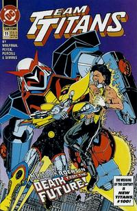 Cover Thumbnail for Team Titans (DC, 1992 series) #11