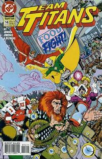Cover Thumbnail for Team Titans (DC, 1992 series) #14