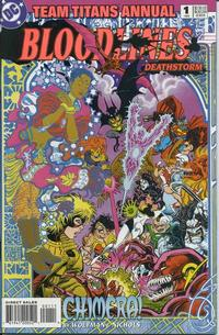 Cover Thumbnail for Team Titans Annual (DC, 1993 series) #1