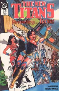 Cover Thumbnail for The New Titans (DC, 1988 series) #55