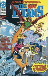Cover Thumbnail for The New Titans (DC, 1988 series) #80