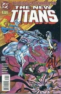 Cover Thumbnail for The New Titans (DC, 1988 series) #124