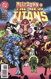 Cover Thumbnail for The New Titans (DC, 1988 series) #130