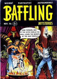 Cover Thumbnail for Baffling Mysteries (Ace Magazines, 1951 series) #5