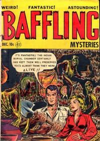 Cover for Baffling Mysteries (Ace Magazines, 1951 series) #12