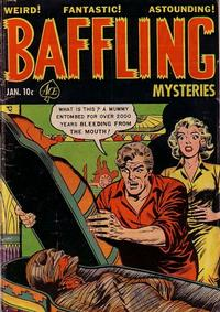 Cover Thumbnail for Baffling Mysteries (Ace Magazines, 1951 series) #13