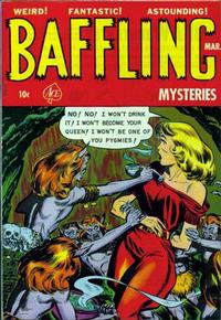 Cover Thumbnail for Baffling Mysteries (Ace Magazines, 1951 series) #14