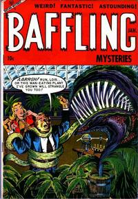 Cover Thumbnail for Baffling Mysteries (Ace Magazines, 1951 series) #19