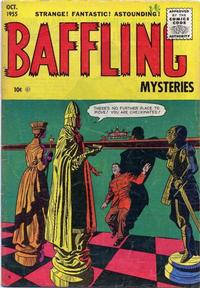 Cover Thumbnail for Baffling Mysteries (Ace Magazines, 1951 series) #26