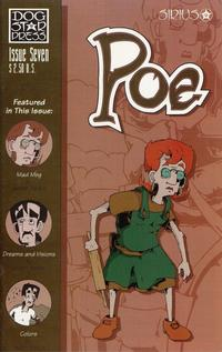 Cover Thumbnail for Poe (SIRIUS Entertainment, 1997 series) #7