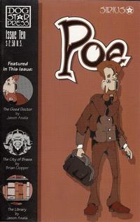 Cover Thumbnail for Poe (SIRIUS Entertainment, 1997 series) #10