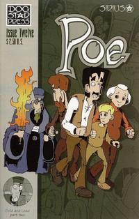 Cover Thumbnail for Poe (SIRIUS Entertainment, 1997 series) #12