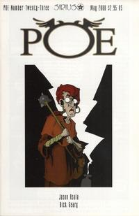 Cover Thumbnail for Poe (SIRIUS Entertainment, 1997 series) #23
