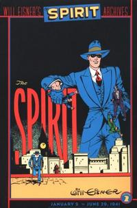 Cover Thumbnail for Will Eisner's The Spirit Archives (DC, 2000 series) #2