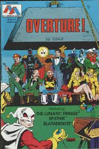 Cover Thumbnail for Overture (Innovation, 1990 series) #1