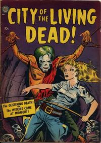 Cover Thumbnail for City of the Living Dead (Avon, 1952 series)