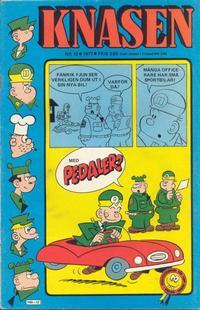 Cover Thumbnail for Knasen (Semic, 1970 series) #12/1977