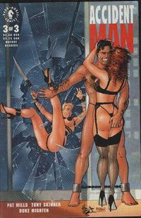 Cover Thumbnail for Accident Man (Dark Horse, 1993 series) #3