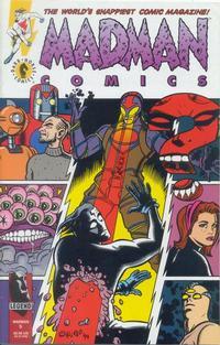 Cover Thumbnail for Madman Comics (Dark Horse, 1994 series) #5