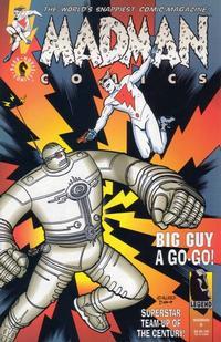 Cover Thumbnail for Madman Comics (Dark Horse, 1994 series) #6