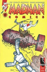 Cover Thumbnail for Madman Comics (Dark Horse, 1994 series) #7