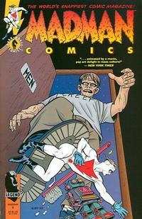 Cover Thumbnail for Madman Comics (Dark Horse, 1994 series) #9