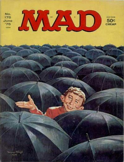 Cover for MAD (EC, 1952 series) #175