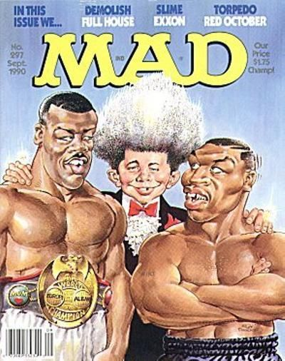 Cover for MAD (EC, 1952 series) #297
