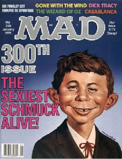 Cover for MAD (EC, 1952 series) #300