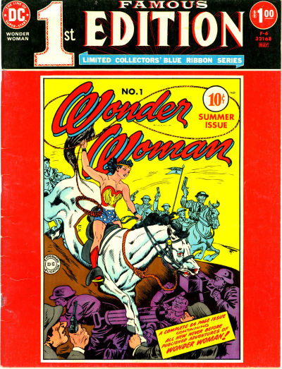Cover for Famous First Edition (DC, 1974 series) #F-6