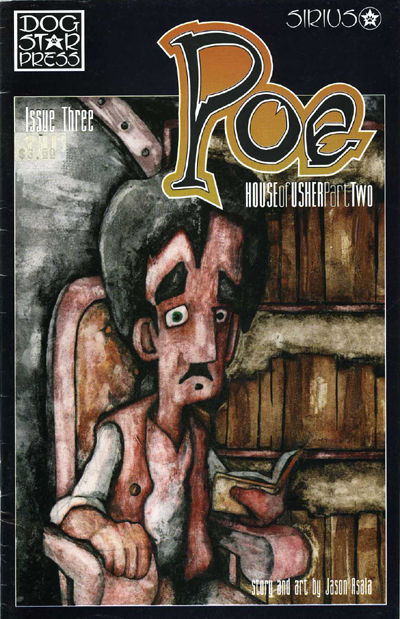 Cover for Poe (SIRIUS Entertainment, 1997 series) #3