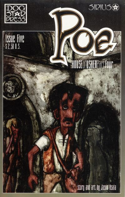 Cover for Poe (SIRIUS Entertainment, 1997 series) #5