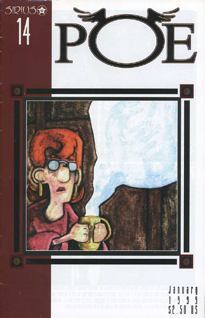 Cover for Poe (SIRIUS Entertainment, 1997 series) #14