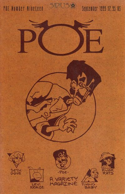 Cover for Poe (SIRIUS Entertainment, 1997 series) #19