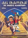 Cover for Ali Bamba (Le Lombard, 1985 series) #1 - De zwarte schorpioen