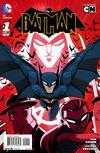 Cover for Beware the Batman (DC, 2013 series) #1