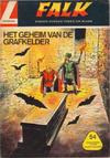 Cover for Falk (Metropolis, 1964 series) #54