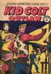 Cover for Kid Colt Outlaw (Horwitz, 1952 ? series) #52