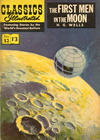 Cover Thumbnail for Classics Illustrated (1951 series) #52 - The First Men in the Moon [HRN 129]