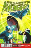Cover for Uncanny Avengers (Marvel, 2012 series) #13