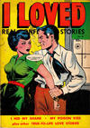 Cover for I Loved Real Confession Stories (Superior Publishers Limited, 1950 series) #32