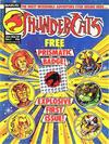 Cover for ThunderCats (Marvel UK, 1987 series) #1