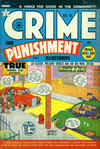 Cover for Crime and Punishment (Superior Publishers Limited, 1948 ? series) #15