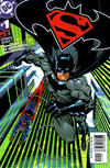 Cover for Superman / Batman (DC, 2003 series) #1 [Second Printing]