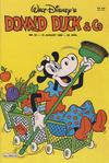 Cover for Donald Duck & Co (Hjemmet / Egmont, 1948 series) #33/1980