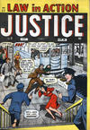 Cover for Justice Comics (Bell Features, 1948 ? series) #11 [5]